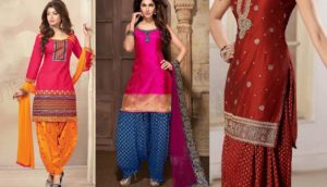 The top 10 Latest trends for Salwar Kameez in 2016