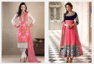 Difference between Salwar Kameez, Anarkali Salwar, and Churidar Kameez