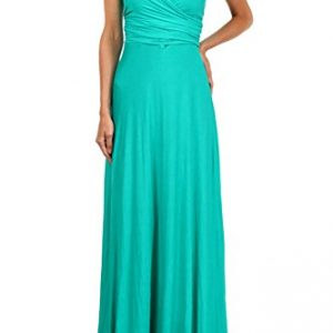 12-Ami-Solid-Convertible-Multi-Way-Long-Maxi-Dress-Made-in-USA-0