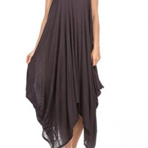 12-Ami-Solid-Long-Drape-Harem-Tank-Dress-Made-in-USA-0