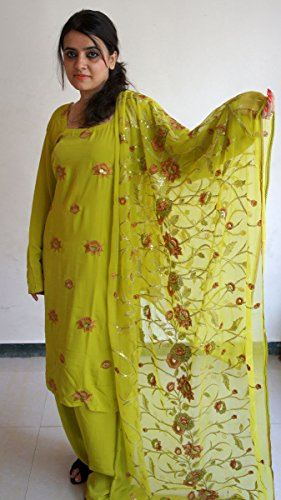 928af4f247a Apparelsonline Indian Plus Size 50 Inayah Crepe Party Wedding Salwar Kameez