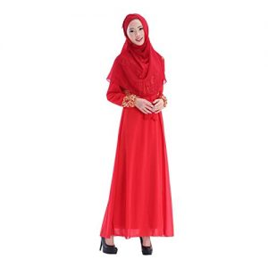 Aro-Lora-Womens-Abaya-Kaftan-Islamic-Muslim-Jilbab-Long-Sleeve-Maxi-Dress-0