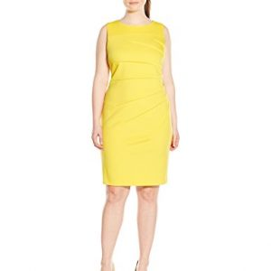 Calvin-Klein-Womens-Plus-Size-Sheath-Dress-0