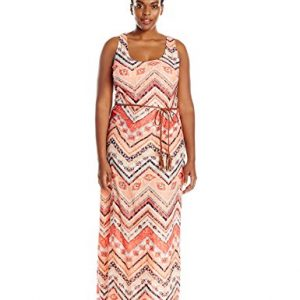 Derek-Heart-Juniors-Plus-Size-Marcys-AOP-Lace-Maxi-Tank-Dress-with-Braided-Belt-0