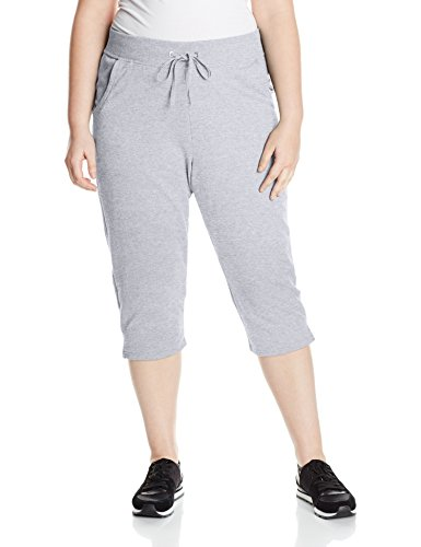 e1231270aefd Just My Size Women's French Terry Capri