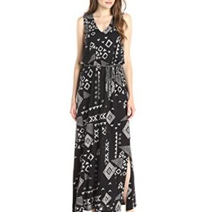 Lucky-Brand-Womens-Gia-Sleeveless-Printed-Dress-0