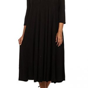 Modern-Kiwi-Womens-Plus-Size-Long-Sleeve-Flowy-Maxi-Dress-0
