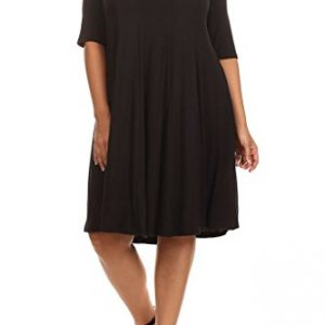 Modern-Kiwi-Womens-Plus-Size-Long-Sleeve-Flowy-Midi-Dress-0