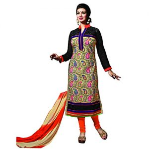 Readymade-Designer-Partywear-Cotton-Salwar-Kameez-Suit-Indian-Dres-0