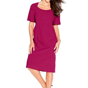 Roamans-Womens-Plus-Size-Sheath-Dress-0