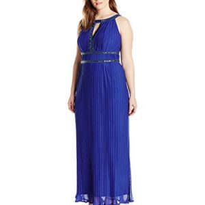 Sangria-Womens-Plus-Size-Pleated-Embellished-Bodice-Gown-0