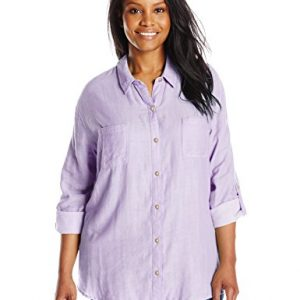 Riders-by-Lee-Indigo-Womens-Plus-Size-Blakely-Long-Sleeve-Woven-Shirt-0