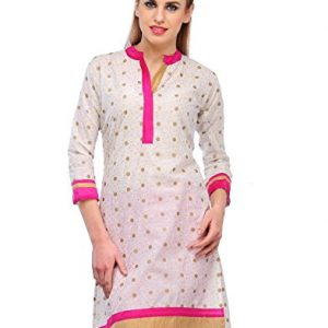 Cenizas-Womens-Indian-Tunic-Top-Cotton-Kurti-0