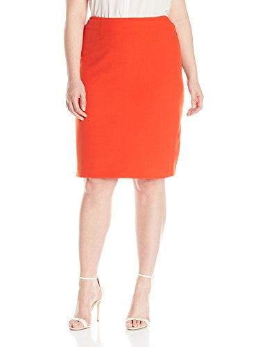 Kasper-Womens-Plus-Size-Slim-Skirt-0