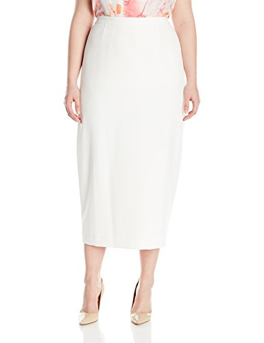 Kasper-Womens-Plus-Size-Stretch-Crepe-Column-Skirt-0