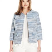 Kasper-Womens-Plus-Size-Tweed-Jacket-0