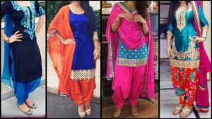 What's the latest look for Summer 2018 in Salwar Kameez?
